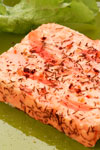 >terrine de saumon